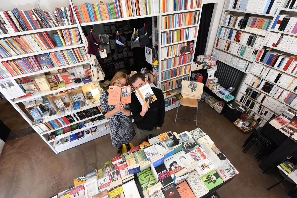Davide Ferraris racconta la libreria Therese e il progetto COLTI