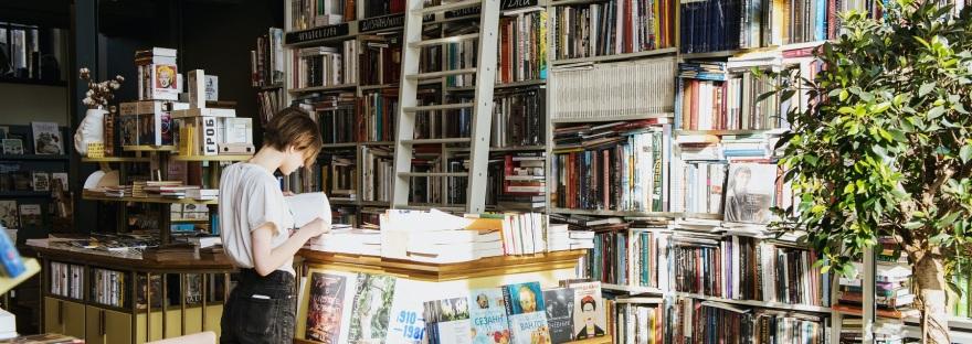 Come la pandemia ha cambiato le librerie - le iniziative